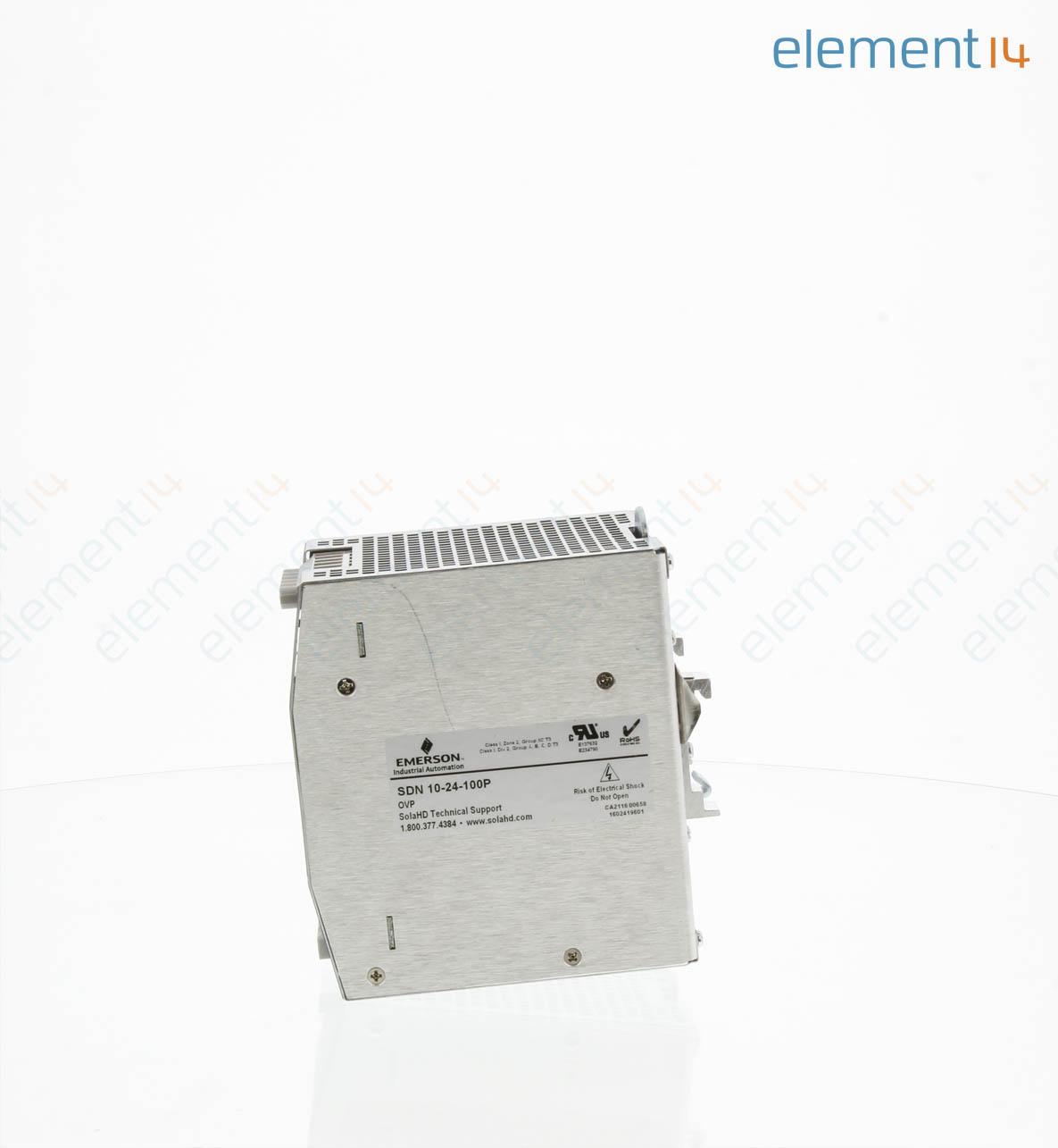Sdn10 24 100p Solahd Ac Dc Din Rail Power Supply Psu Ite 1 To 4 Demultiplexer Logic Diagram Add Compare