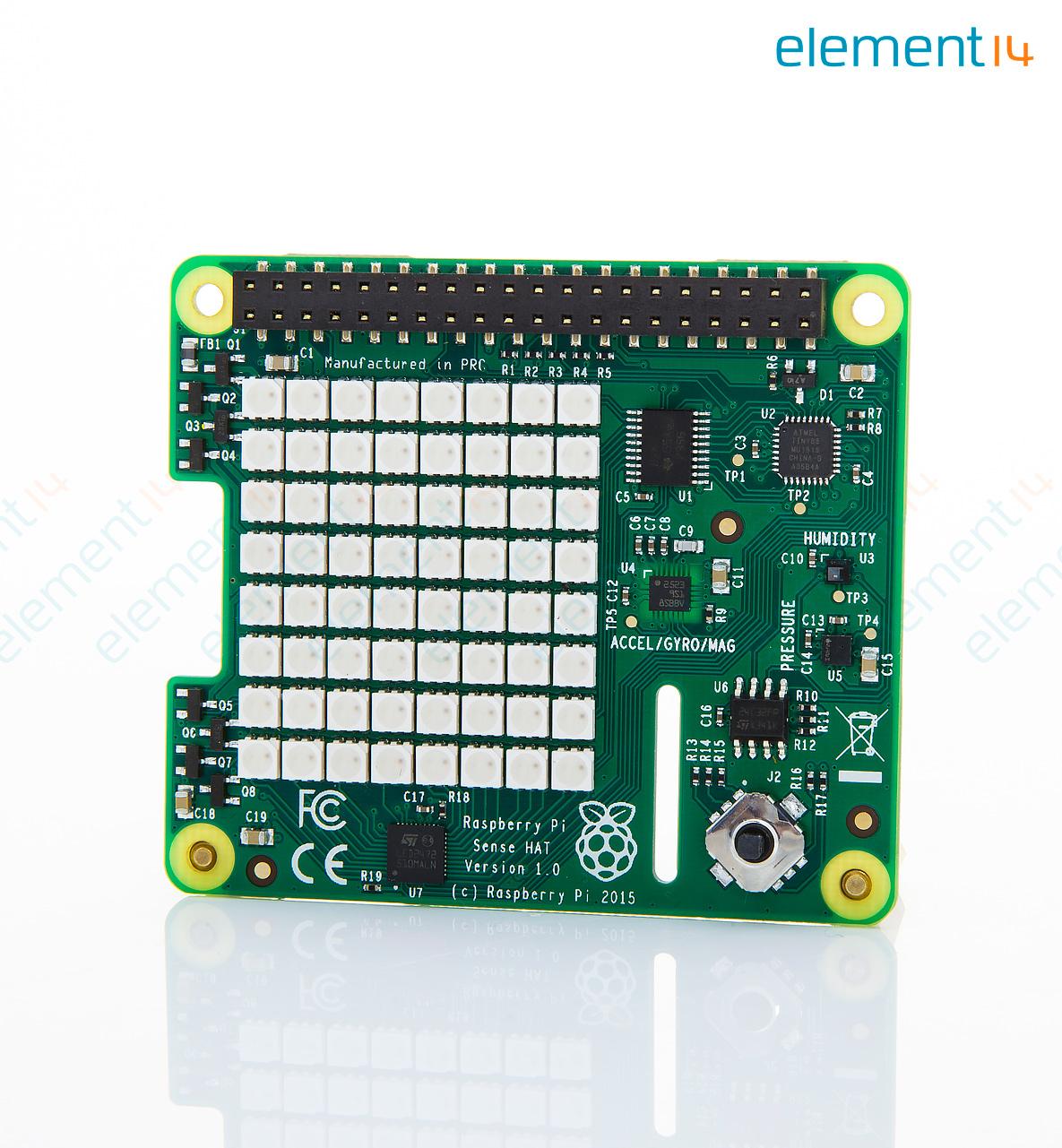 Raspberrypi Sensehat Raspberry Pi Daughter Board Circuit Richmedia 2700b En