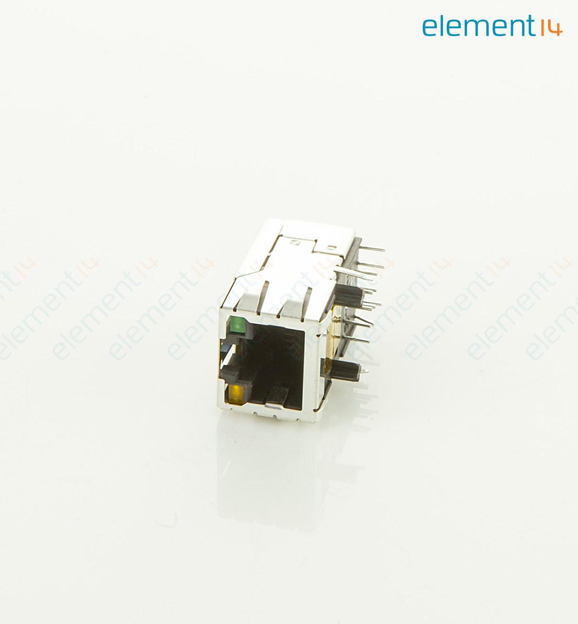 si 50158 f stewart connector modular connector rj45 jack. Black Bedroom Furniture Sets. Home Design Ideas