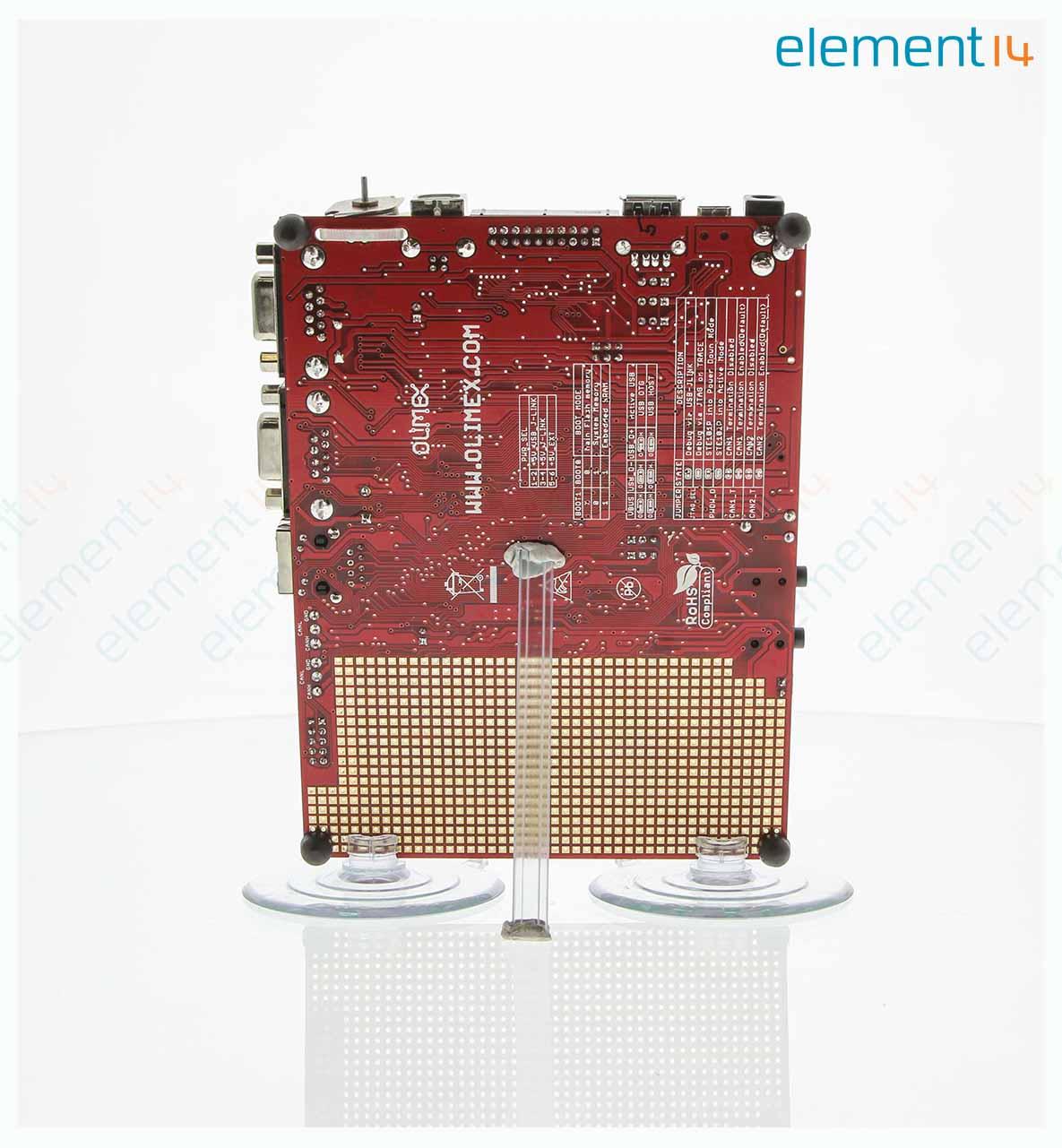 Development Board, IAR KickStart Kit, STM32F107VCTx ARM MCU, J-Link USB  Interface to Host PC