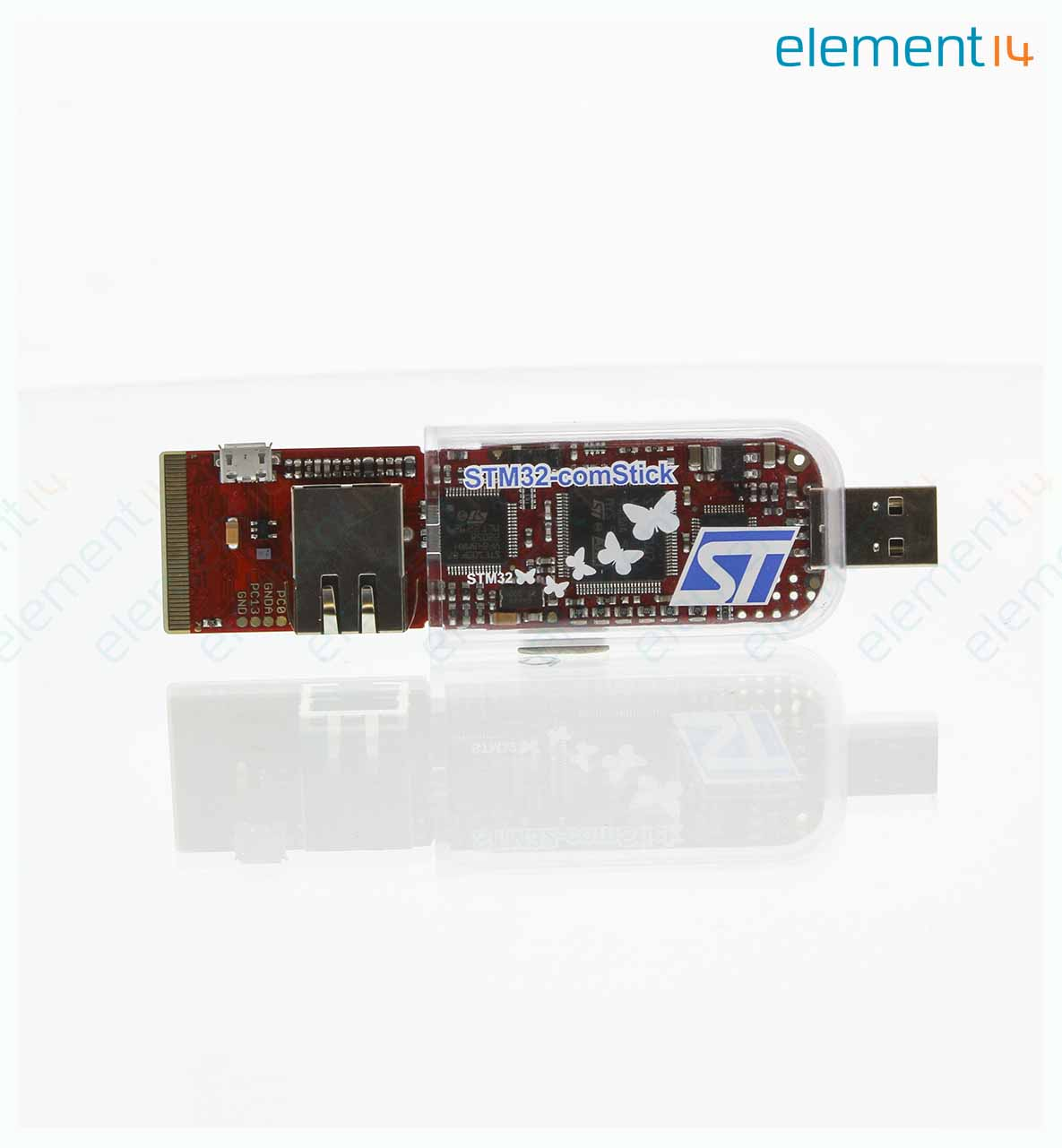 Development Kit, Embedded Network, Debugging/Programming via Dedicated USB  Connector