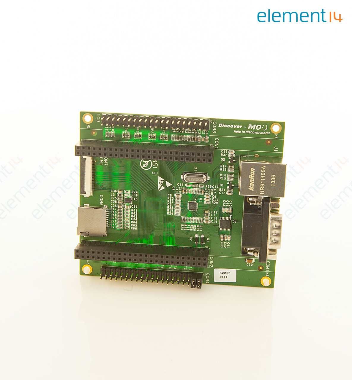 Expansion Board for STM32F4-DISCOVERY, Support for uC/OS-II_v2 86 OS, SPI,  I2C, CAN Interface