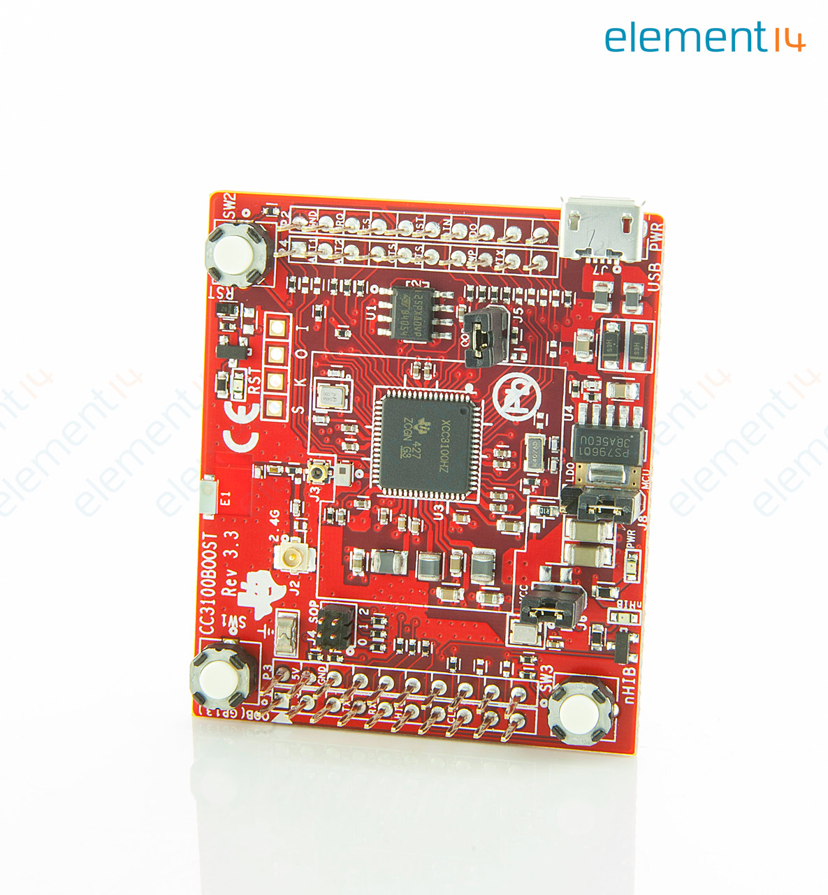 Cc3100boost Texas Instruments Evaluation Module Wifi Network Electronics Learning Circuits Webonly Products Technology Richmedia 391kb En