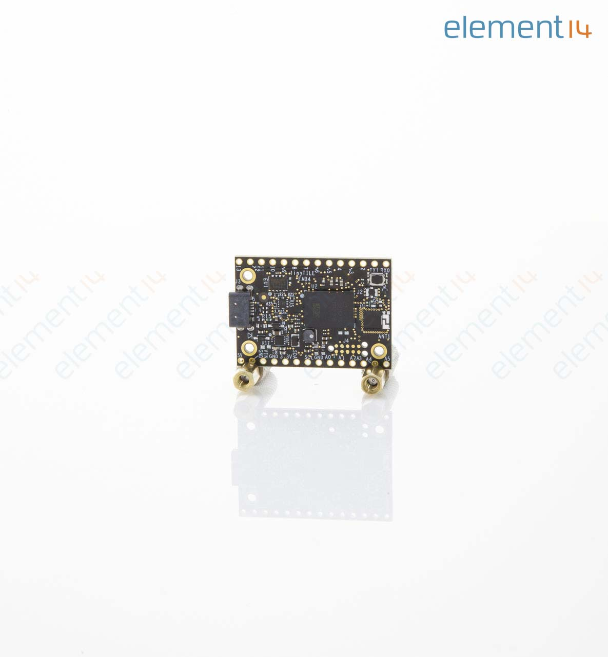 tinyTILE - Intel Curie Module Based Board