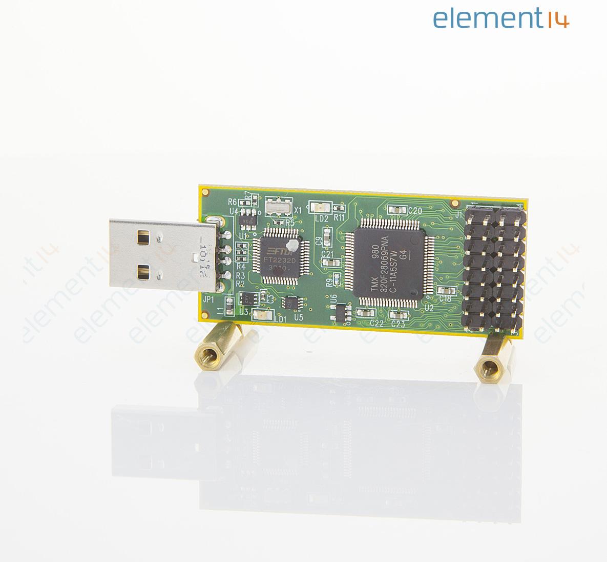 Tmdx28069usb Texas Instruments Piccolo Controlstick Usb C2000 32 Digital Power Control Bit Mcu Richmedia 13759kb En