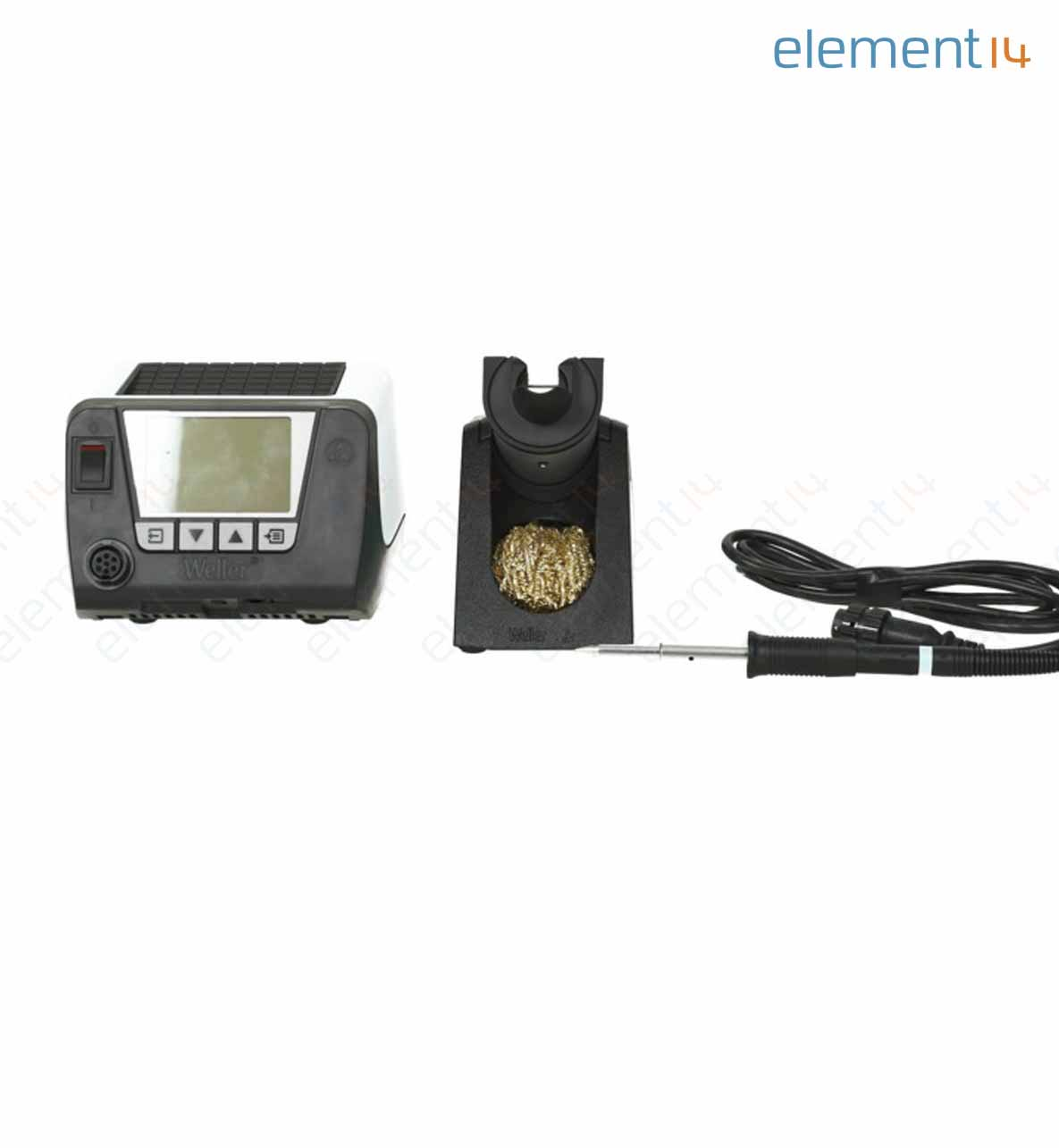 Wt 1010h Weller Soldering Station 230 V 150 W Electronics Learning Circuits Webonly Products Technology Richmedia 326kb En